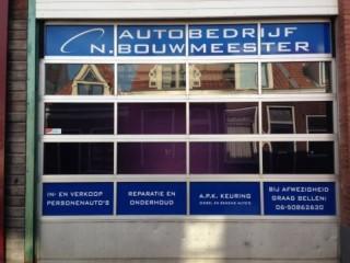Autobedrijf Bouwmeester